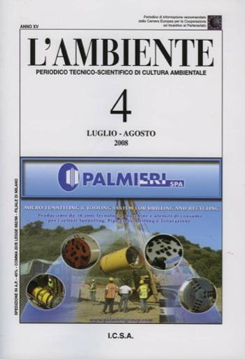 2008 L'Ambiente. | PDF