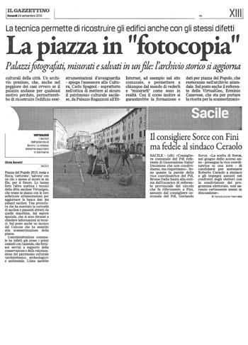 2010 Gazzettino Sacile.