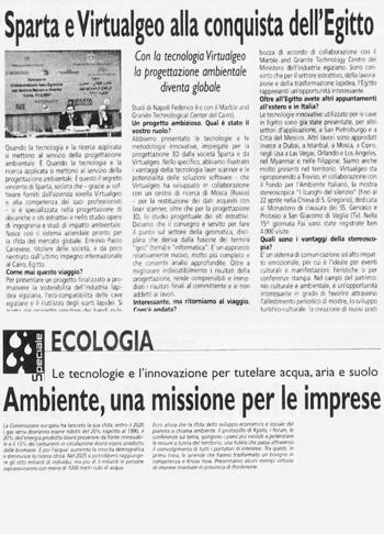 2007 La Tribuna di Treviso, Egitto.