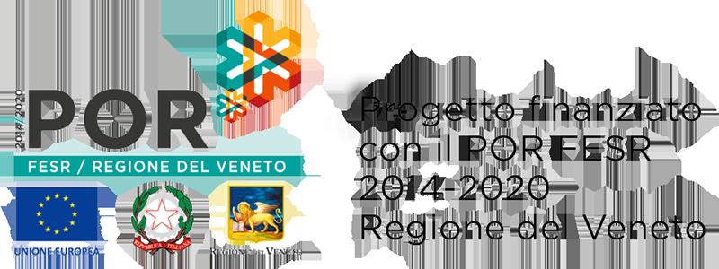 Progetto finanziato con il POR FESR 2014-2020 Regione del Veneto